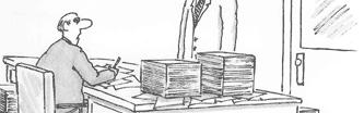 resume pile