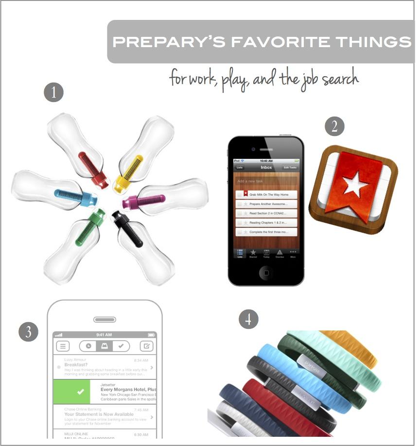 prepary favorite things