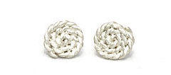 kalaki riot rope earrings