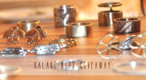kalaki riot product - w giveaway