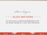 Do you need a business card for your job search?