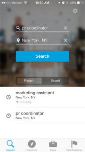 LinkedIn Job Search App 5