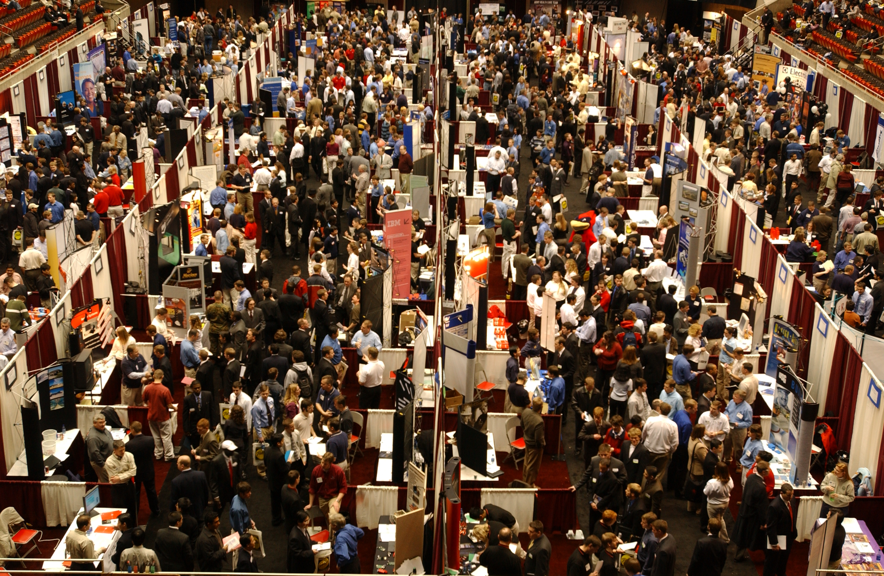 How To Prepare For A Career Fair The Prepary
