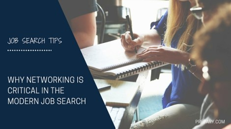 Job Search Tip - Networking