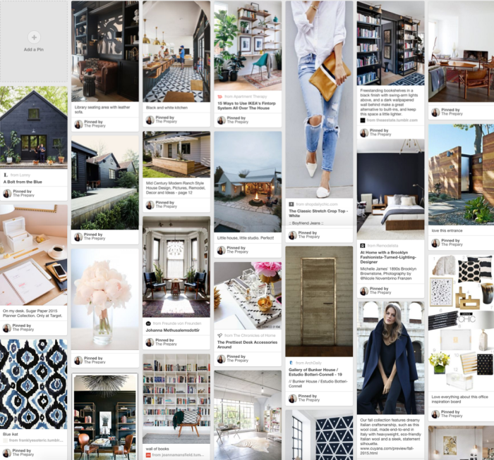 Saffron Ave Pinterest Board