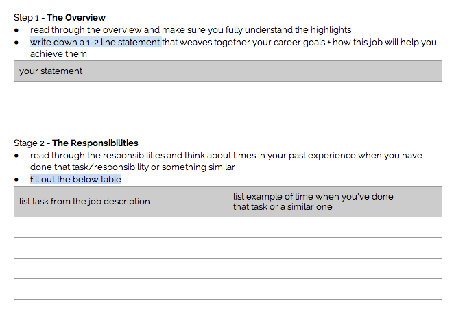 prepare for interview question why are you suitable for this job