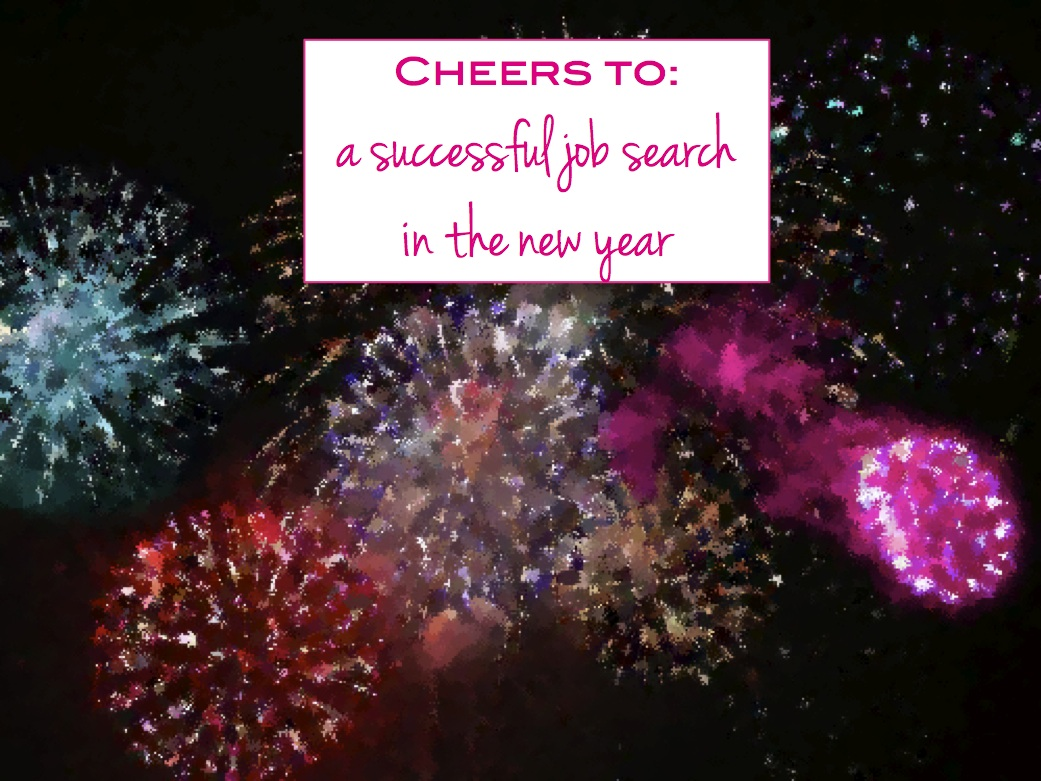 cheers to a successful job search