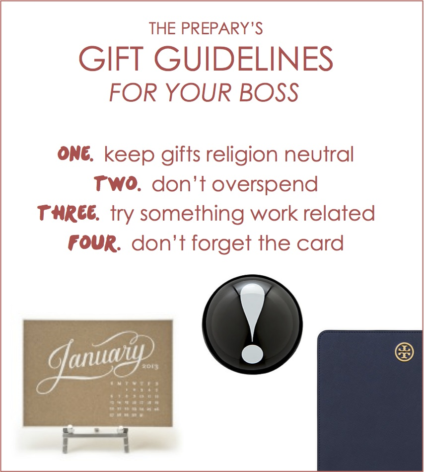 gifts for bosses