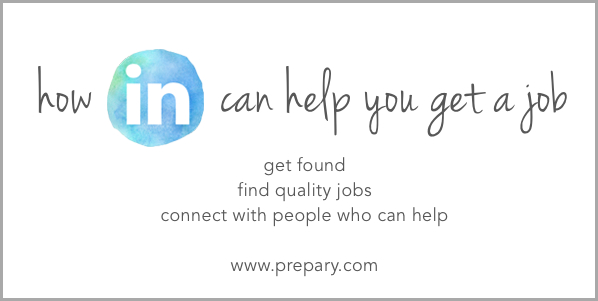 linkedin get a job