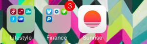sunrise calendar app 5