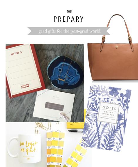 Prepary - Graduation Gifts