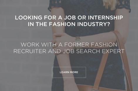 fashion job search POP UP