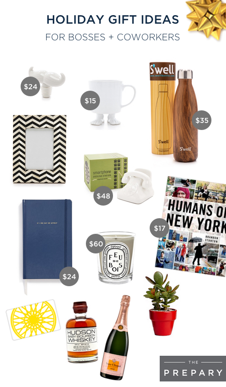 gift ideas for your boss and coworkers