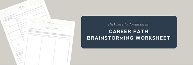 your next career move worksheet